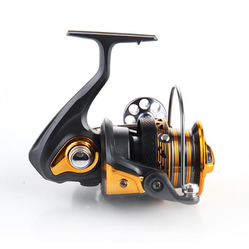 Metal 14 Ball Bearings Sea Spinning Fishing Wheel Fishing
