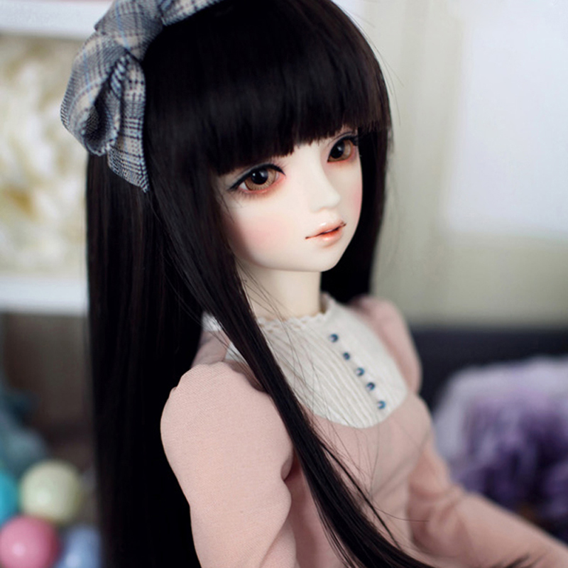 1/4 BJD doll BJD SD Lovely Style Elena Model Reborn Doll With Makeup For Baby Girl Birthday Present uncle 1 3 1 4 1 6 doll accessories for bjd sd bjd eyelashes for doll 1 pair tx 03