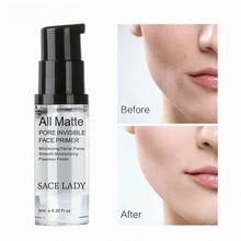 Base Primer Makeup Liquid Matte Make Up Fine Lines Oil-control Facial Cream Brighten Foundation Primer Cosmetic for Face цена
