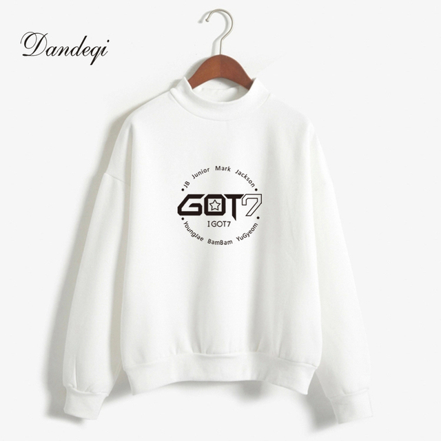 "Got7 ""igot7"" Sweater Sweatshirt"