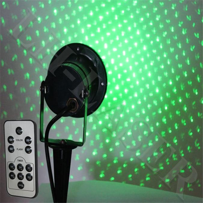 Green landscape starry sky outdoor laser light show projector waterproof garden laser lights - Outdoor laser light show ...