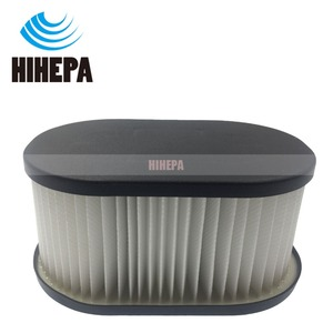 Image 3 - 2pcs Type 50 HEPA Filter for Hoover Foldaway 51000 series and Turbo Power 3100. Vacuum Cleaner Part Replace #40130050 #43615090
