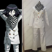 Anime DanganRonpa V3 Cosplay Dangan Ronpa Ouma Kokichi kostüm