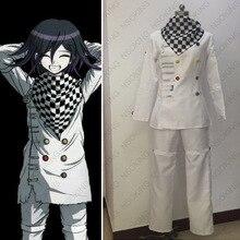 Anime Danganronpa V3 Cosplay Dangan Ronpa Ouma Kokichi Kostuum
