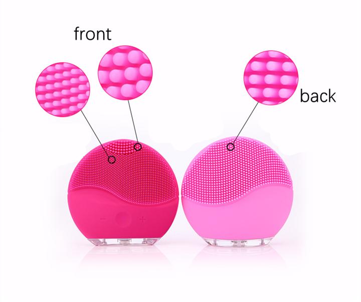Electric Mini sonic Facial Cleansing Brush
