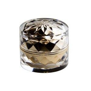 Image 5 - 1 stücke 7g acryl creme box Doppel emulsion flasche Hohe ende essenz probe box (mit innen abdeckung) unter abfüllung großhandel BQ234