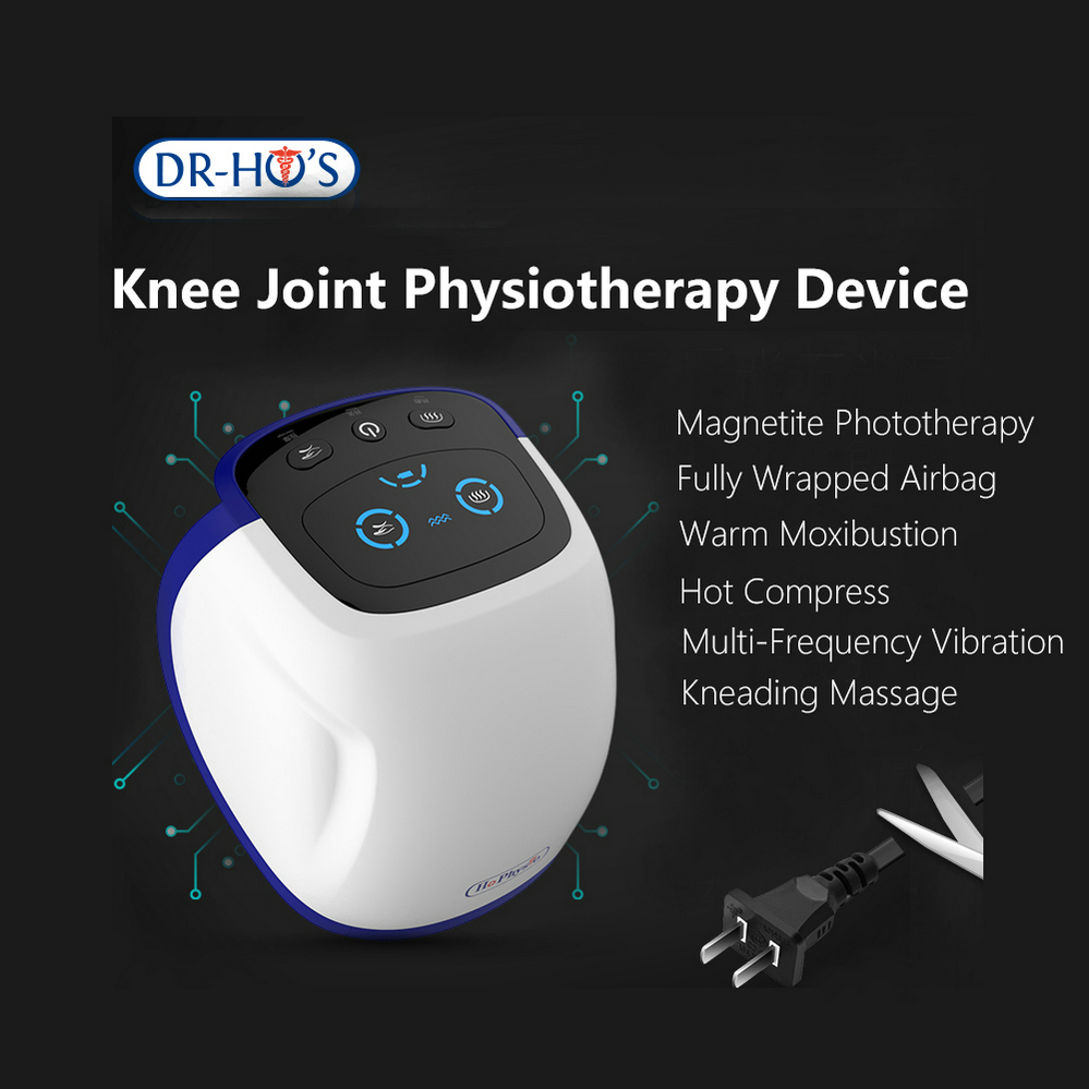 Knee pain relief device treatment knee when bending, sprain , sports injury and arthritis