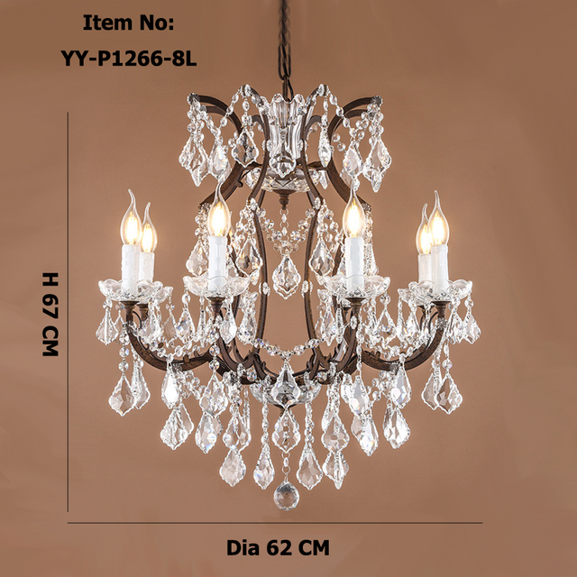 Retro antique crystal drops chandeliers Restoration Hardware lighting/LARGE  FRENCH AMERICAN EMPIRE STYLE CRYSTAL CHANDELIER - Retro Antique Crystal Drops Chandeliers Restoration Hardware