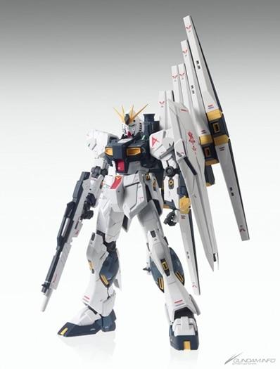 Robot Spirits No.115 Action Figure - RX-93 V/Nu Gundam from Gundam E02