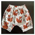2016 summer baby shorts hot sale haroun pants 100% cotton kids shorts children clothes