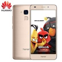 Original HuaWei Honor 5C Kirin 650 Octa Core 4G FDD LTE Mobile Phone 5.2″ FHD 1080P 13.0MP Metal Smartphone Fingerprint 3000mAh