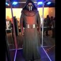 Star Wars The Force Awakens Men Kids Kylo Ren Cosplay Costume Adult Kylo Costume Black Jedi Robe Cloak Coat Kylo Ren Costume