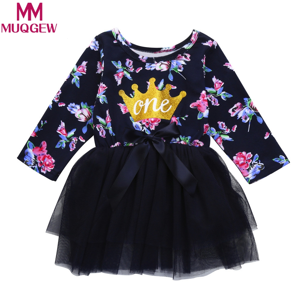 6ac66290c57cb Toddler Baby Girls birthday dress, Baby Girl Cute Party Dress ...