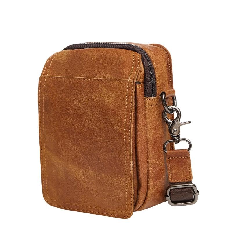 Retro genuine leather men bags high quality cowhide men small messenger bag casual crossbody bag travel mini shoulder bags стоимость