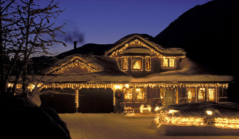 Patio decor string lights