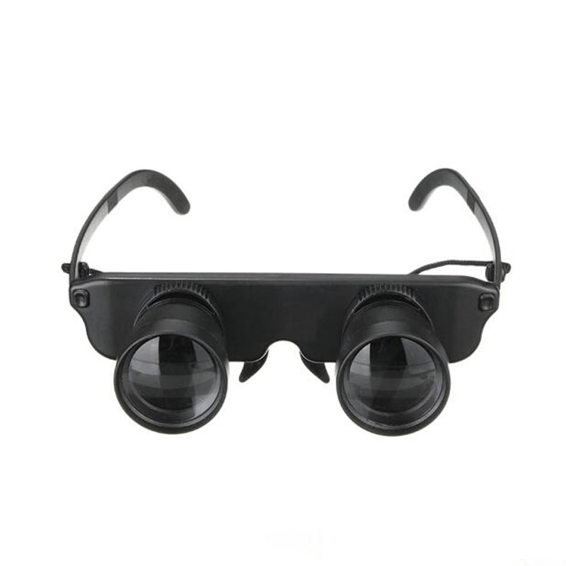 Ultralight Telescope Sports Fishing Glasses Hand Free Binoculars Sunglasses Gear for Fish Floating Looking Lens Sport Pesca B4