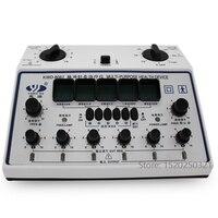 KWD-808I 6 canales multiusos estimulador acupuntura Dispositivo de masaje de la salud estimulador eléctrico del músculo del nervio