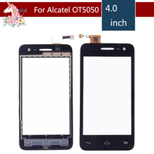For Alcatel One Touch Pop S3 OT5050 5050X 5050Y Touch Screen Digitizer Sensor Outer Glass Lens Panel Replacement цена 2017