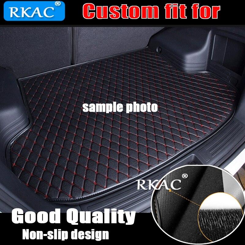 Tapis de coffre de voiture personnalisé RKAC pour CHANA CS35 Alsvin Benni CX20 CX30 CS75 CS15 CS95 CS55 accessoires auto de style de voiture bonne qualité - 4