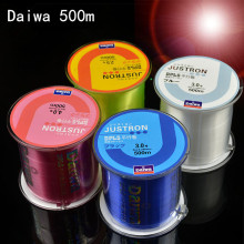 500M New Brand DAWA Series Super Strong Japan Multifilament PE Braided Fishing Line