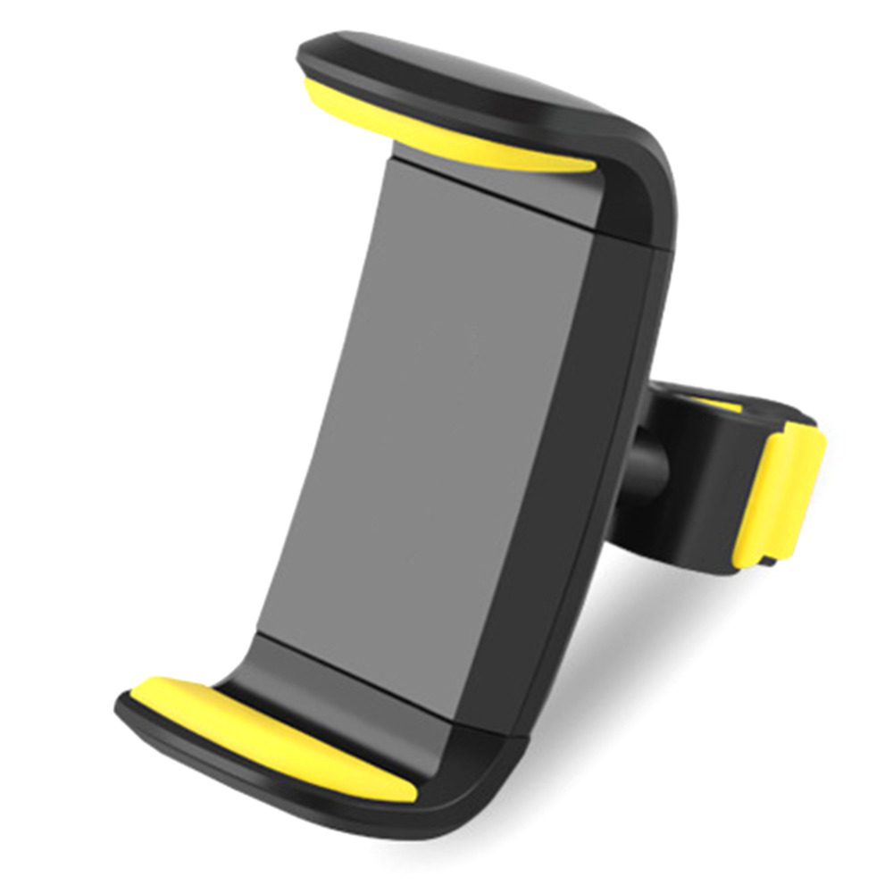 Universal Car Phone Holder Adjustable By One-hand Family support 360 rotating met Auto Air Verse-stick
