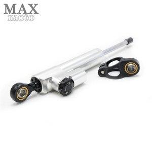 Image 5 - Universal Aluminum Motorcycle CNC Steering Damper For honda Suzuki 2006 2010 GSX R 600 750 K6 & 2005 2006 GSXR 1000 GSXR1000 K5