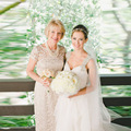 Gorgeous Lace Mother Of Bridal Dress with Short Cap Sleeve Scoop Neckline Sheath Floor Length Long Wedding Party Dress For Mom