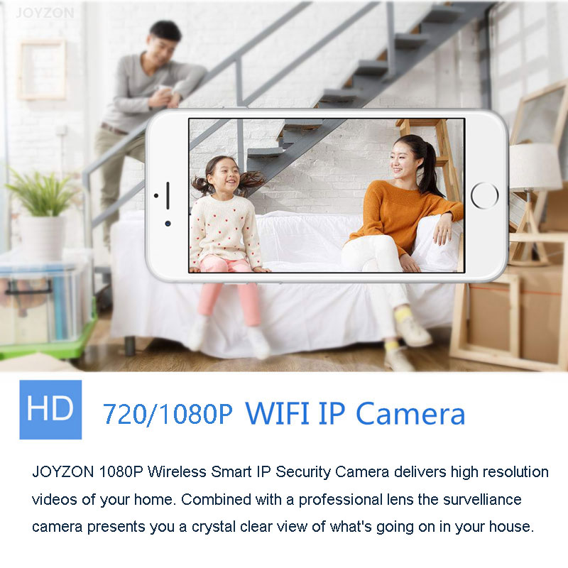 1080P HD Wireless Baby Monitor Camera With Auto Tracking Night Vision Mini Cam 1