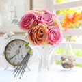 New Arrival Handmade Wedding Accessories Fashion Wedding Bouquets Bridal Bouquet Artificial Wedding Holding Flowers