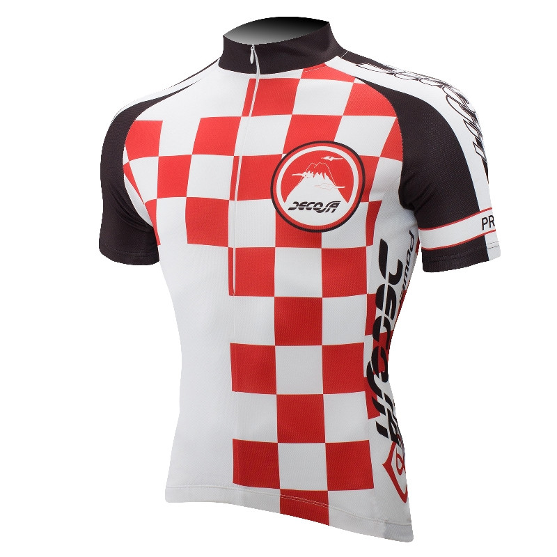 Japan Styles Cycling Jerseys Breathable Material Quack Dry Racing Clothing Japanese Design