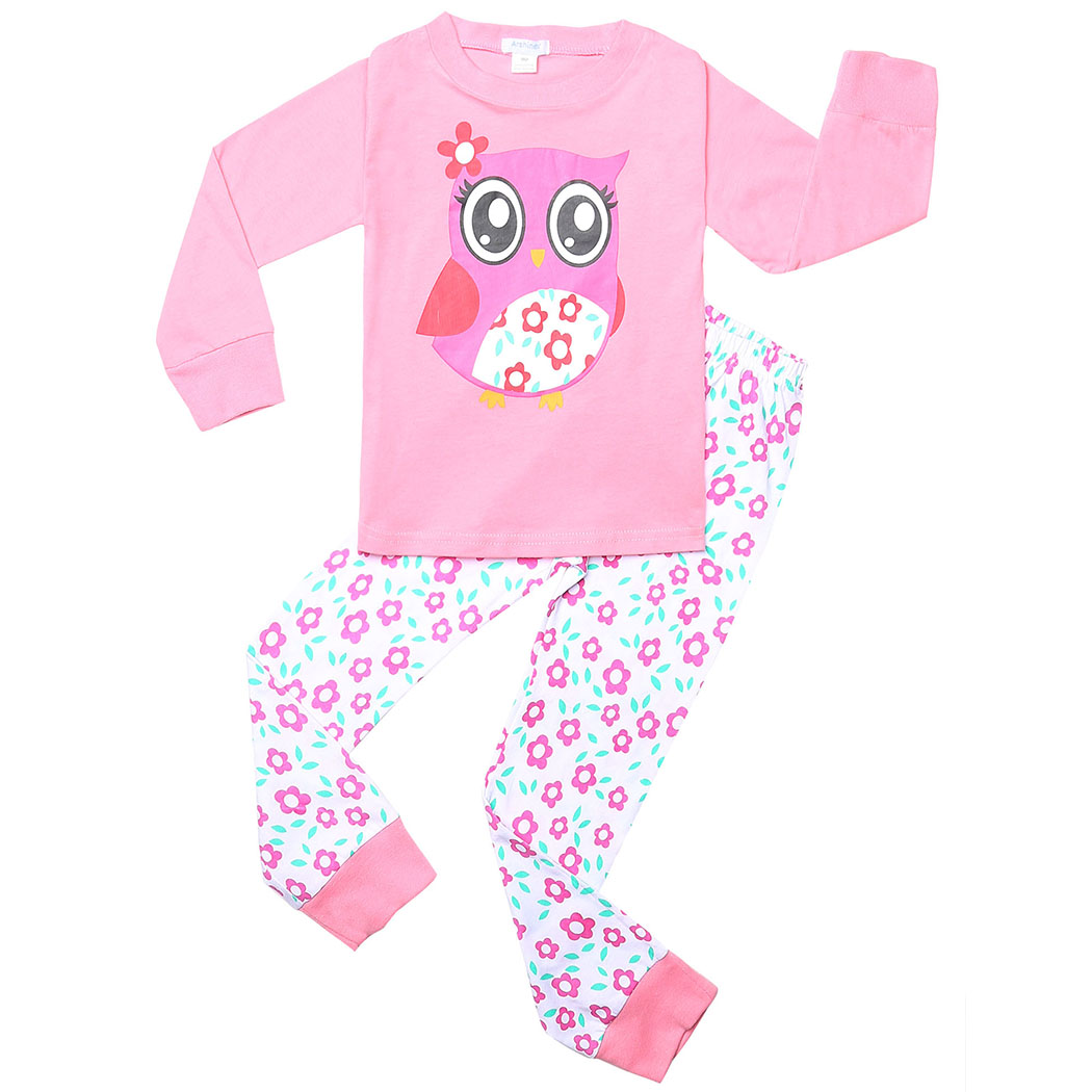 Popular Kids Owl Pajamas-Buy Cheap Kids Owl Pajamas lots from ...