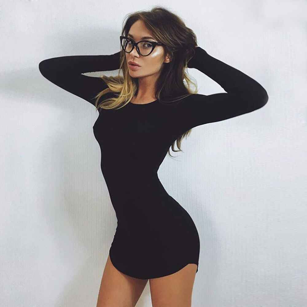Tight Mini Dress