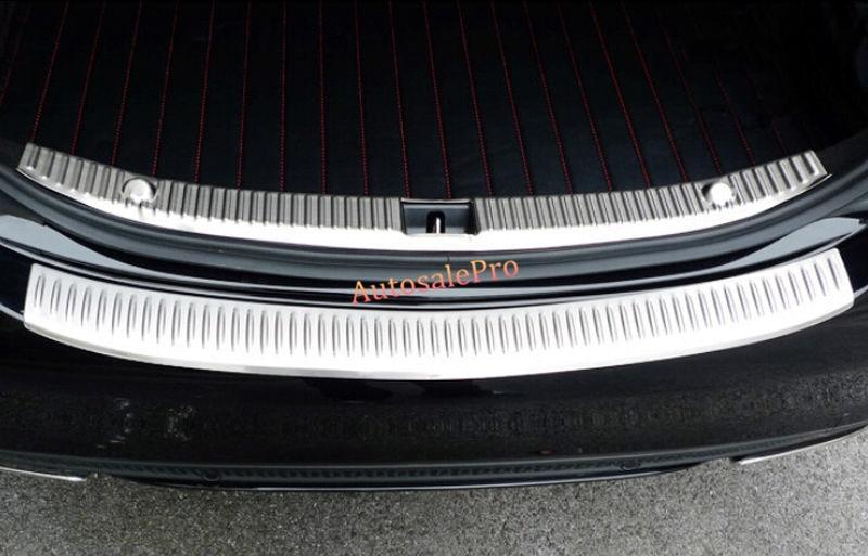 Interior ABS Matte Rear Trunk Switch Button Control Cover Trim For Mercedes Benz C Class W205 2014 2015 abs chrome car headrest button cover trim decoration for mercedes benz c class w205 c180 c200 c260 glc260 2015 2016 accessories