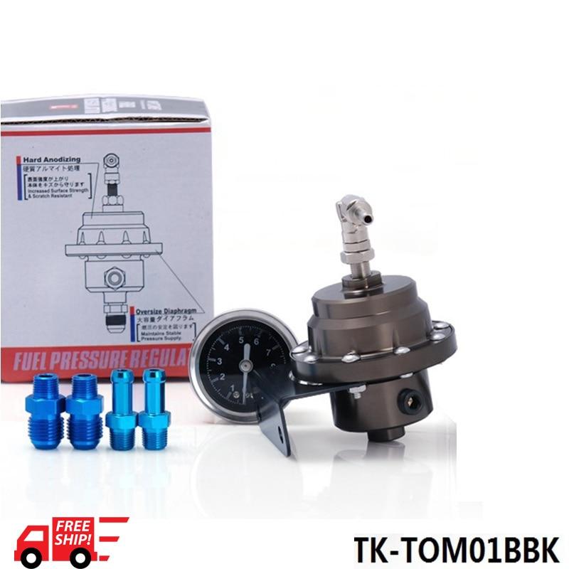 установка универсального регулятора топлива на toyota