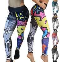 Vertvie frauen Leggings Fitness Laufhose Weibliche Elastische Sportliche Hosen Atmungs Legging Yoga Hosen Frauen Hohe Taille Sport