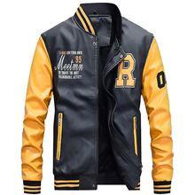 Мужская Флисовая Куртка осенне зимняя куртка бомбер с вышивкой