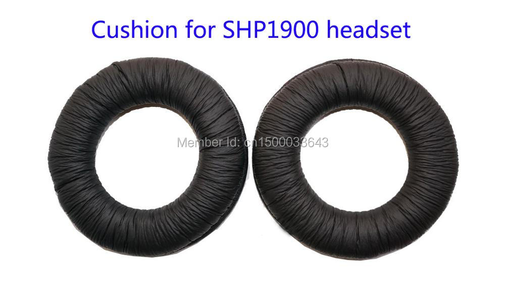 Original earmuffs nondestructive sound quality <font><b>Ear</b></font> <font><b>pads</b></font> <font><b>replacement</b></font> for Philips SHP1900 SHM1900 SHL3300 headphones(earcaps) image
