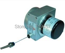 Darmowa wysyłka MPS-S-1000mm-P ciągnąć liny liniowy czujnik przemieszczeń enkoder impulsowy wyjście
