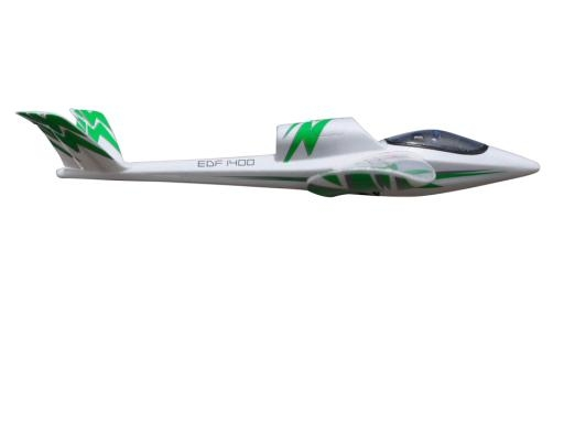 Explorer 50mm EDF 1400mm V tail glider EPO RC jet plane JA 12 in RC Airplanes from Toys Hobbies