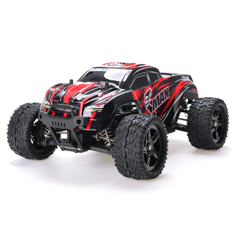 New Arrival Remo 1/16 DIY RC Desert Buggy Truck Kit RC Car RC Toys without Electric Parts