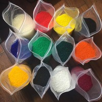 25kgs/lot 12 Colors New Crystal Mud Soil Water Beads Bio Gel Ball For Flower/Weeding Home Deraction SJ2.5 3