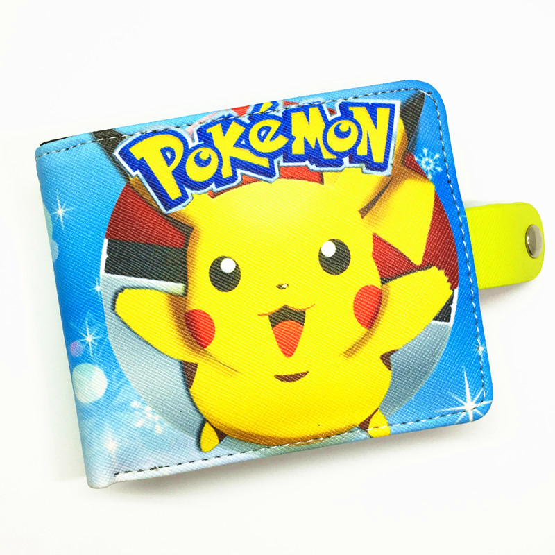 Free Shipping Game Poke Go/One Piece/Attack on Titan/Osomatsu-sa Hasp Wallet For Teenager Boy Girls Anime Cartoon Wallets write on labeled group aluminum lockout hasp