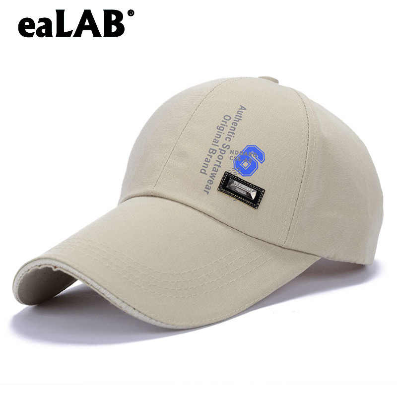 f769e0cde47 Canvas Baseball Cap Men Women s Metal Tag Dad Hat Print Letter Male Bones  Plain Color Caps