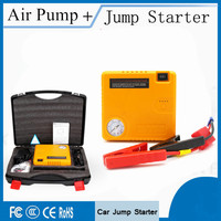 Emergency Car Jump Starter Air Pump Portable Lighter Power Bank 12V Starting Device Car Starter Charger