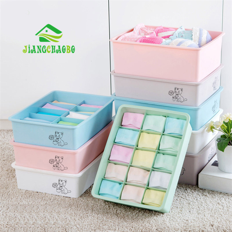 house plastic wardrobe underwear storage box drawer. Black Bedroom Furniture Sets. Home Design Ideas