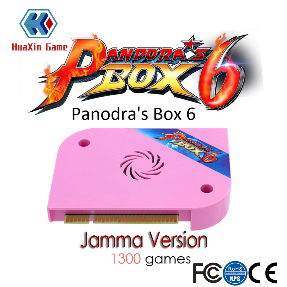 Pandora Box 6 1300 in 1 board jamma Arcade pcb for arcade machine can add extra 3000 games support FBA MAME PS1 game 3D tekken 6 action button wires jamma 28 pin 6 buttons wires for pandora box 4 arcade game machine