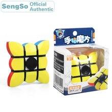 ShengShou 1x3x3 Magic Cube Fidget Puzzle Spinner Gyro Finger Floppy 133 Speed Fingertip Games Educational Toys For Children