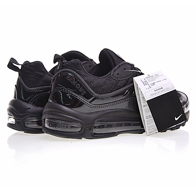 Original New Arrival Authentic Supreme x NikeLab Air Max 98 Men s  Comfortable Running Shoes Sneakers 844694 001-in Running Shoes from Sports    Entertainment ... db3380613c