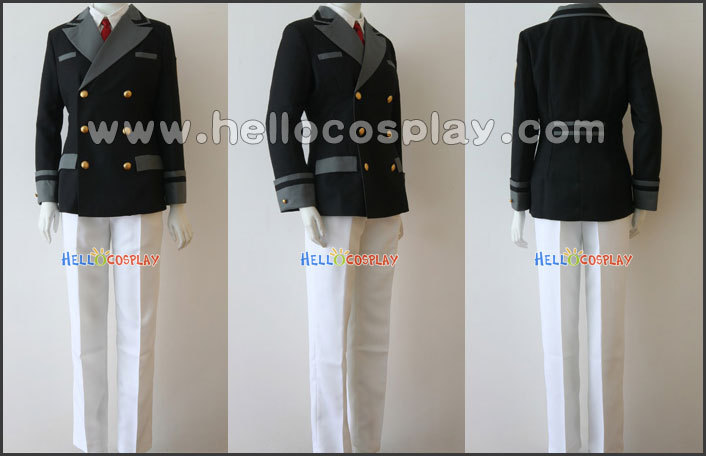 Ryoutarou Tsuchiura Cosplay General Education Boy Uniform of Seiso Academy from Kin'iro no Corda H008