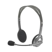 Stylish compact H110 headset with a microphone headset voice multifunction computer music free shipping